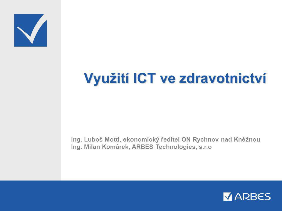 Využití ICT ve zdravotnictví