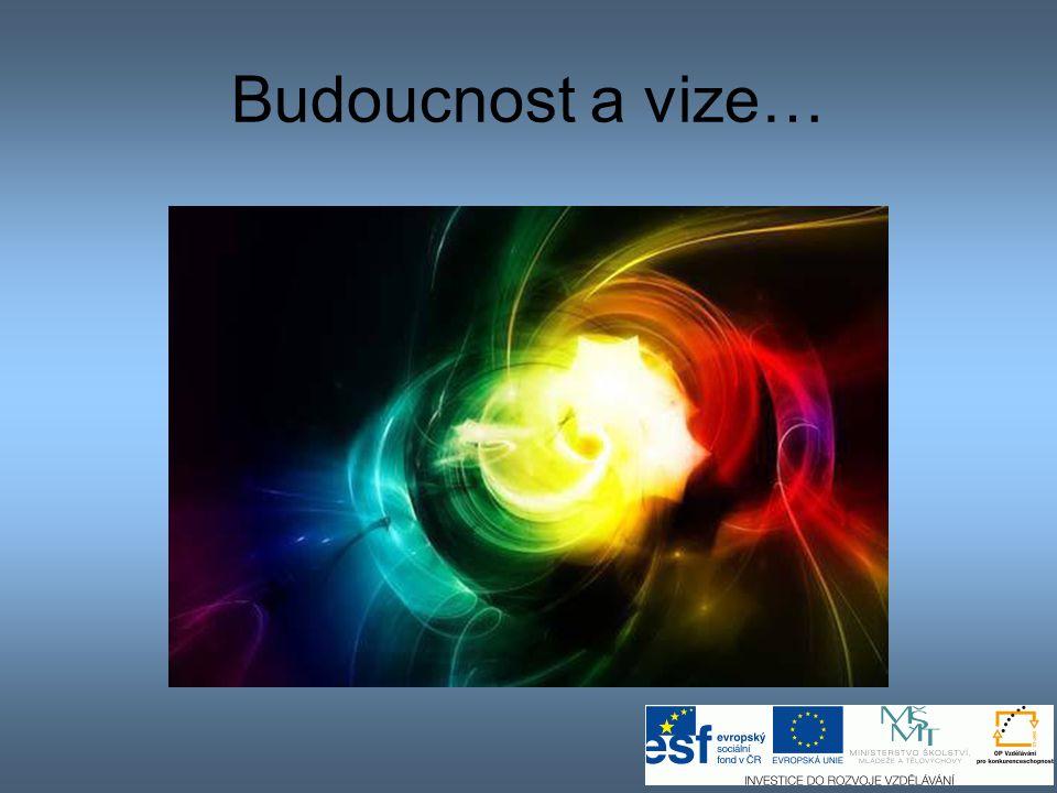 Budoucnost a vize… Dvouletý kurz ETV pro Jihomoravský kraj v roce 2010 - 2012. Vytvoření vzdělávacího střediska ETV pro Jižní Moravu.