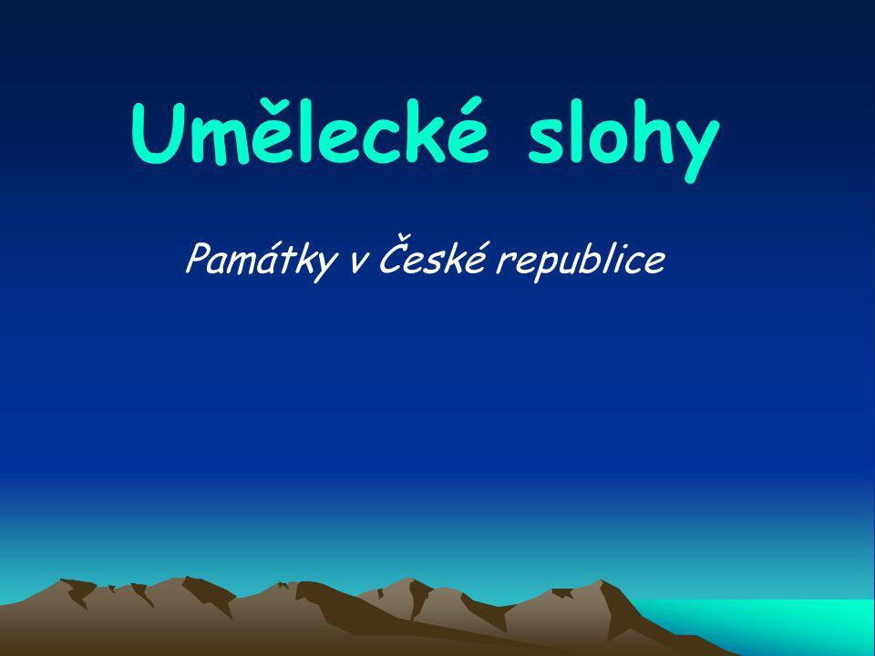 Památky v České republice