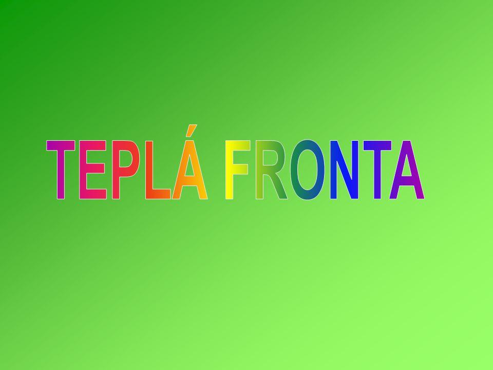 TEPLÁ FRONTA