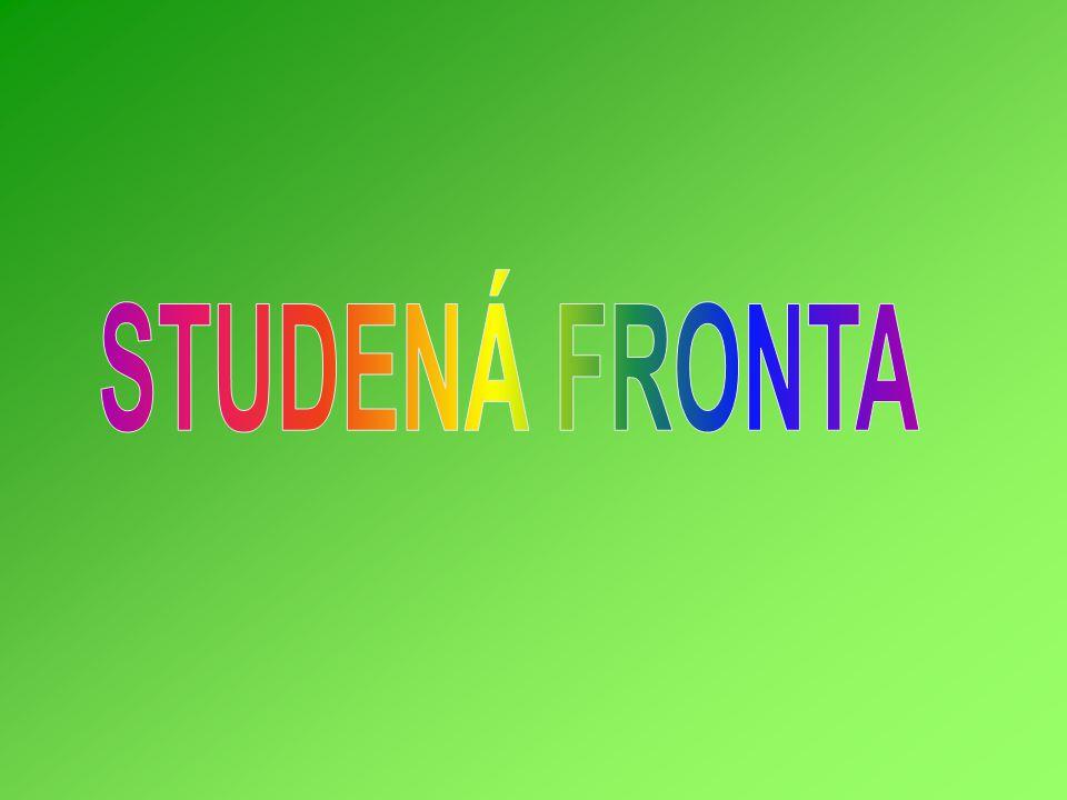 STUDENÁ FRONTA