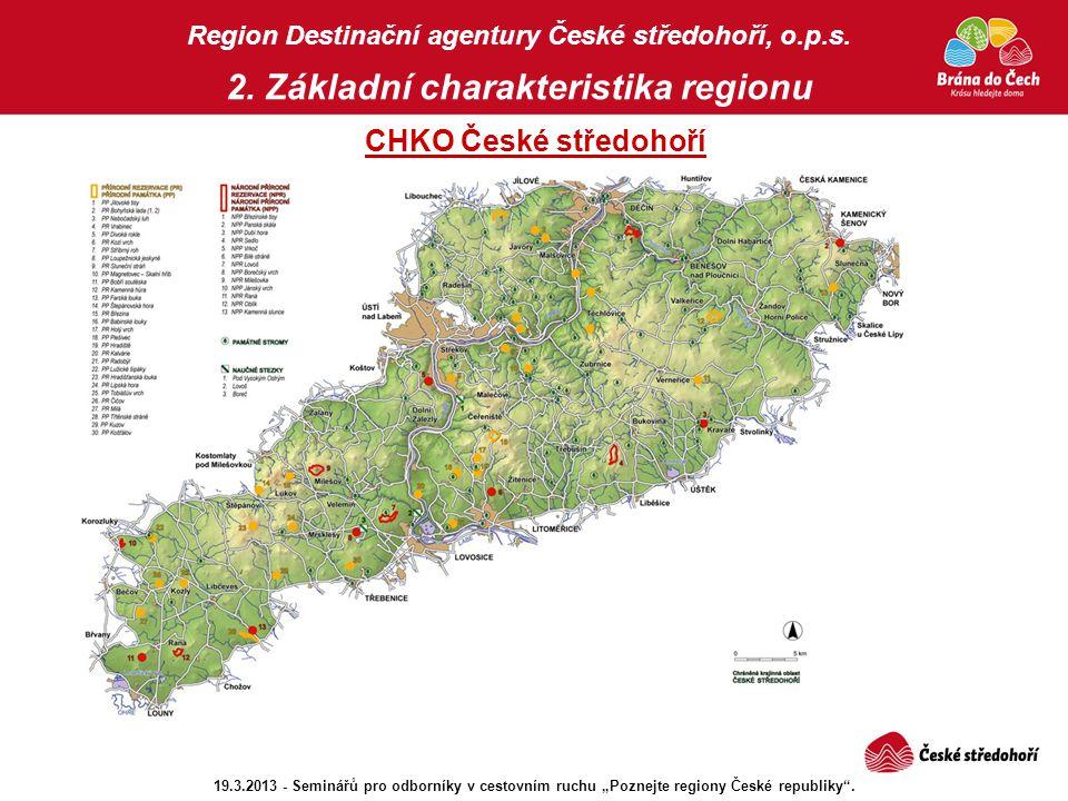 Region Destinační agentury České středohoří, o. p. s. 2