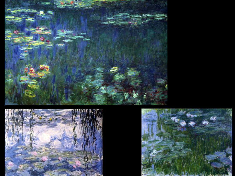 Cloude Monet, Lekníny,