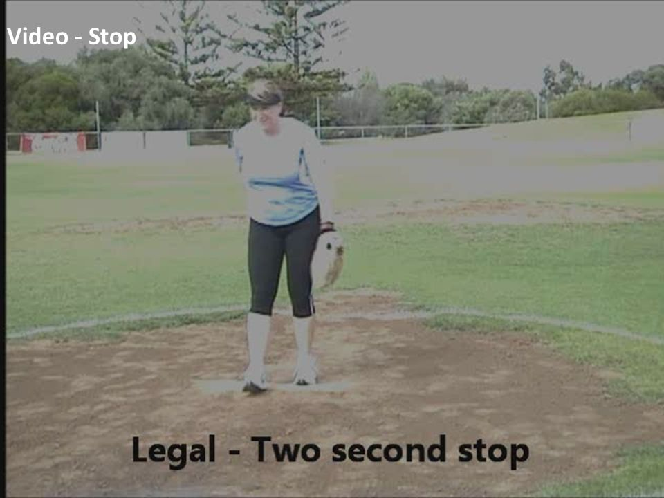 Video - Stop Video. 2 second stop - Legal
