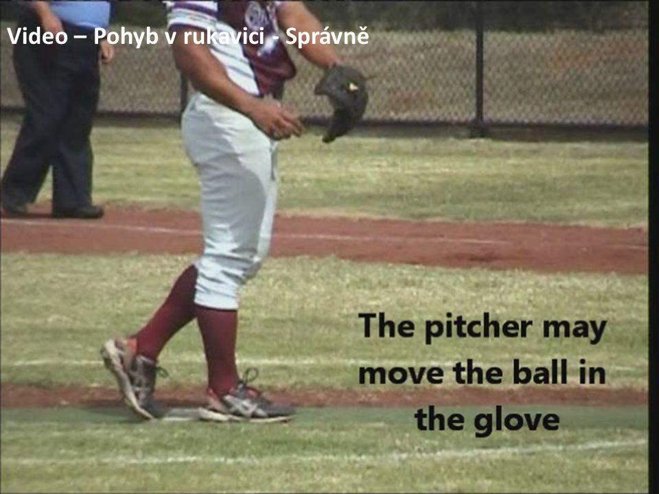Video – Pohyb v rukavici - Správně