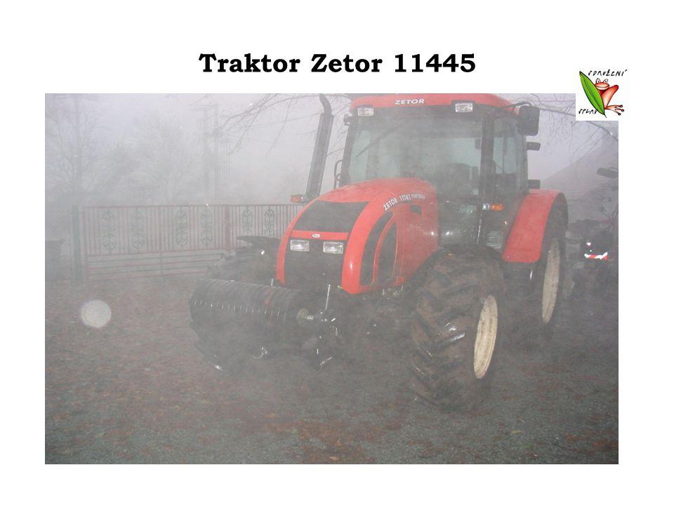 Traktor Zetor 11445