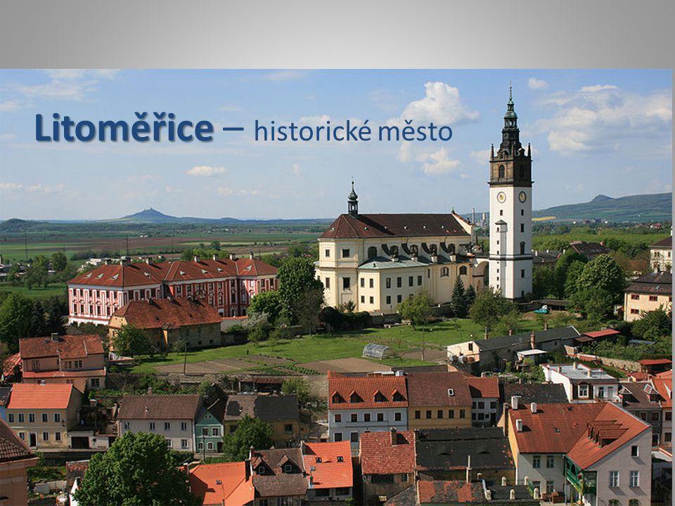 Litoměřice – historické město