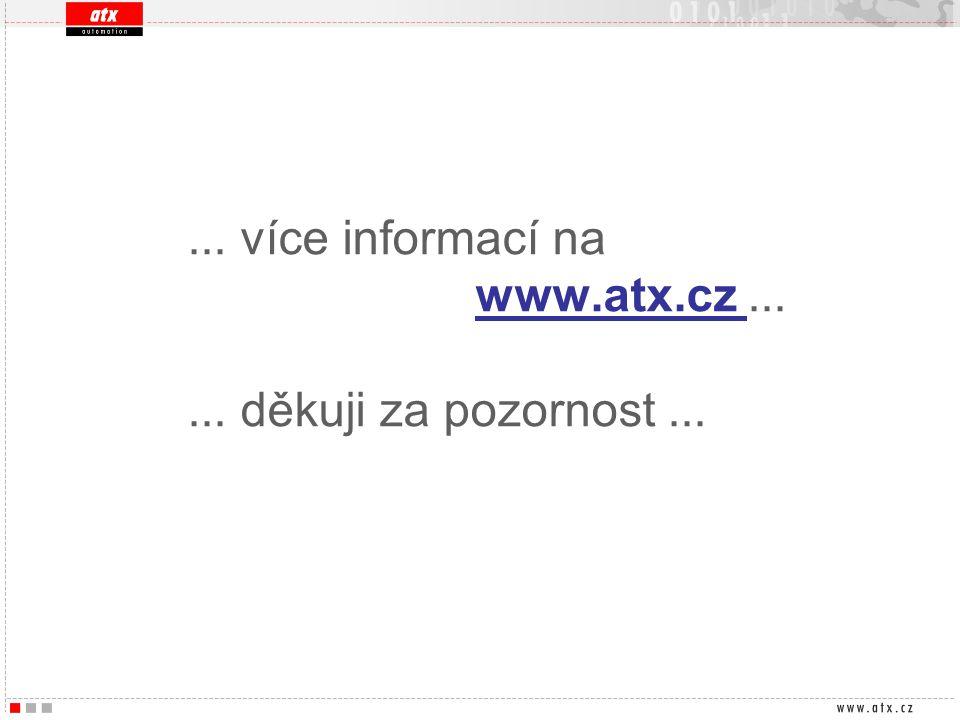 ... více informací na www.atx.cz ... ... děkuji za pozornost ...