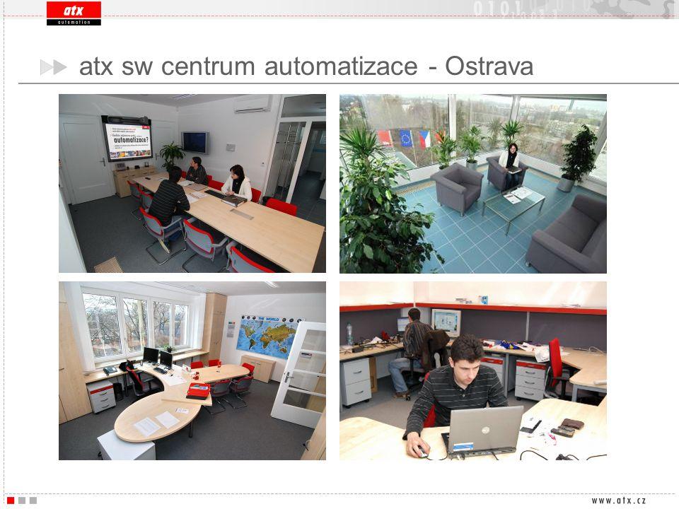 atx sw centrum automatizace - Ostrava
