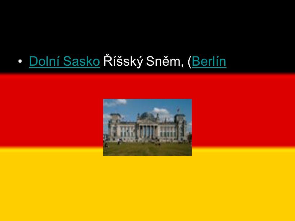 Dolní Sasko Říšský Sněm, (Berlín