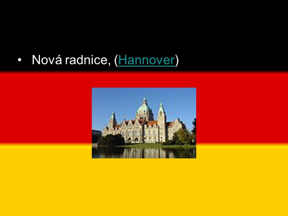 Nová radnice, (Hannover)