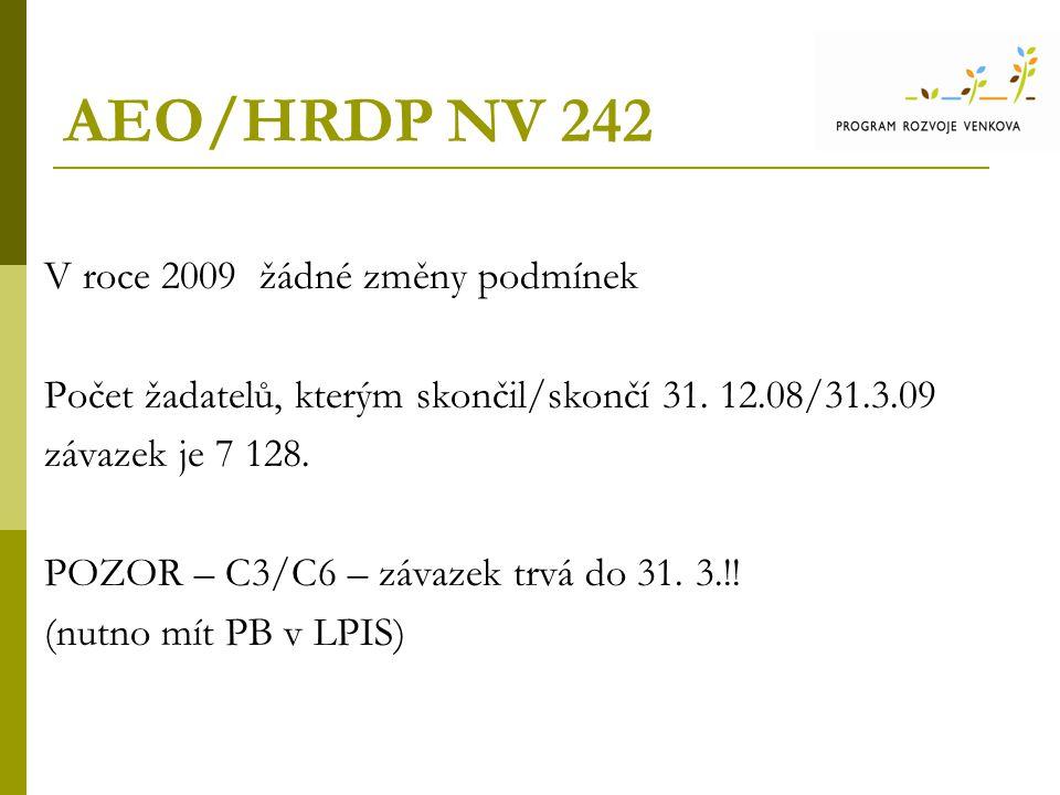 AEO/HRDP NV 242