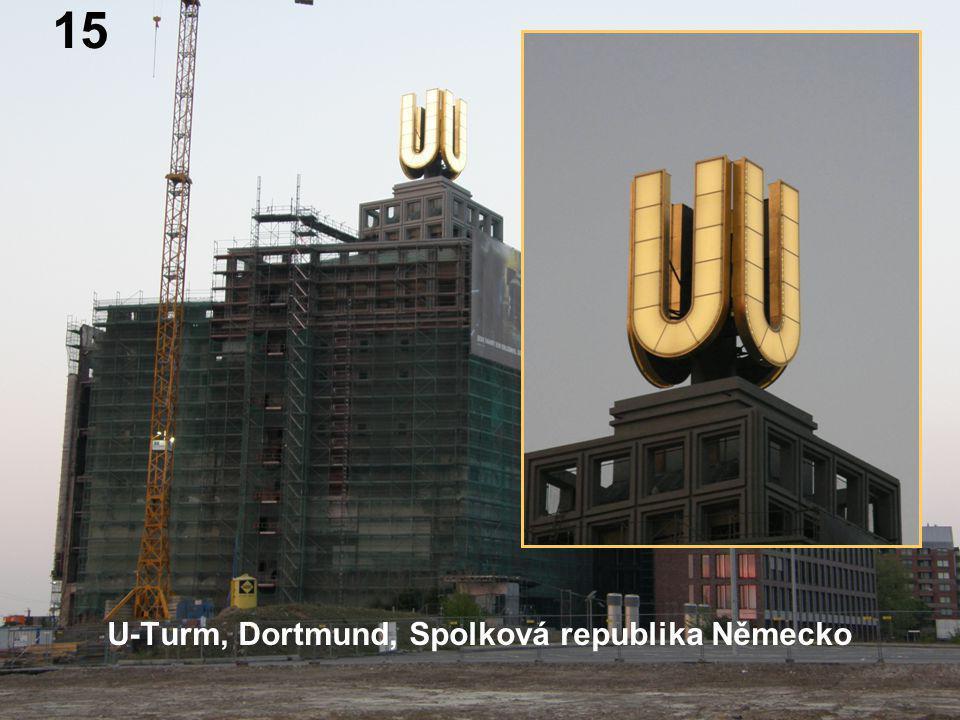 U-Turm, Dortmund, Spolková republika Německo