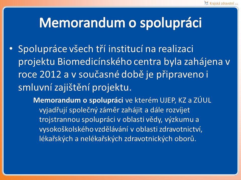 Memorandum o spolupráci