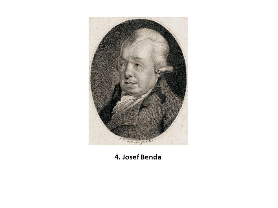 4. Josef Benda