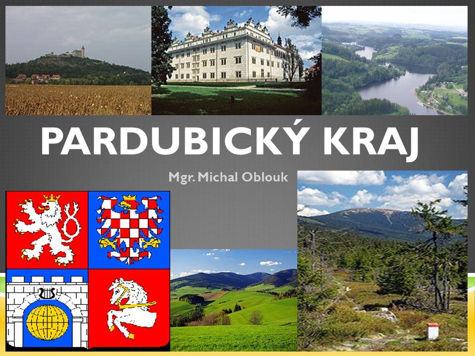PARDUBICKÝ KRAJ Mgr. Michal Oblouk