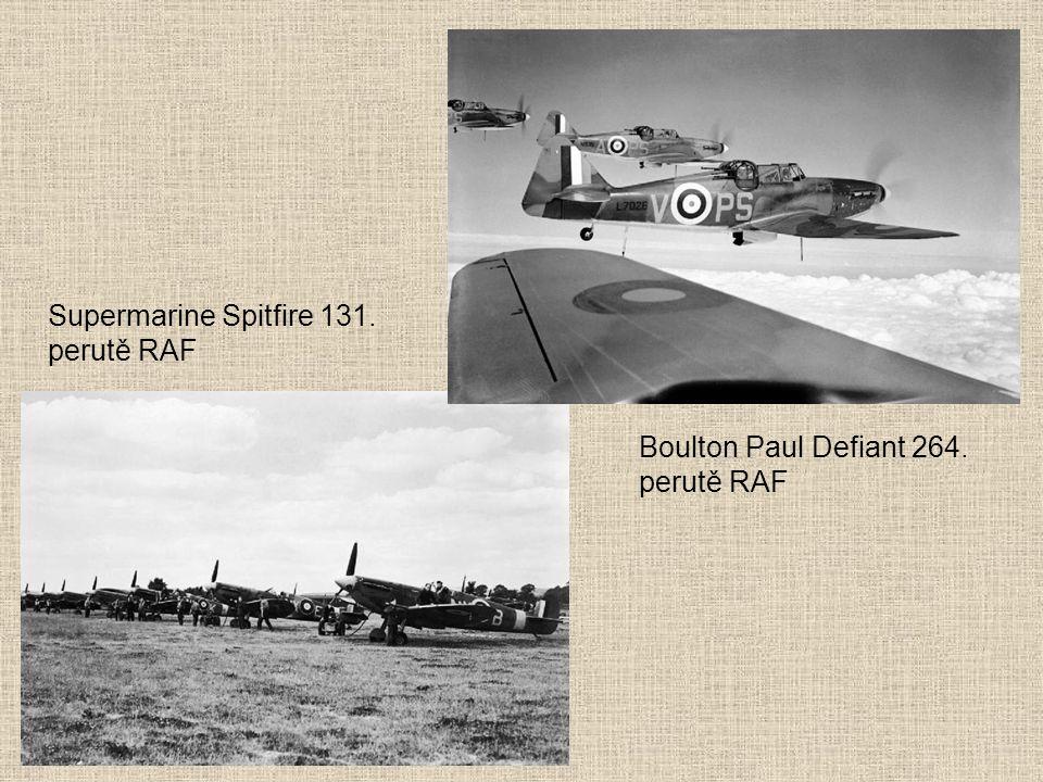 Supermarine Spitfire 131. perutě RAF