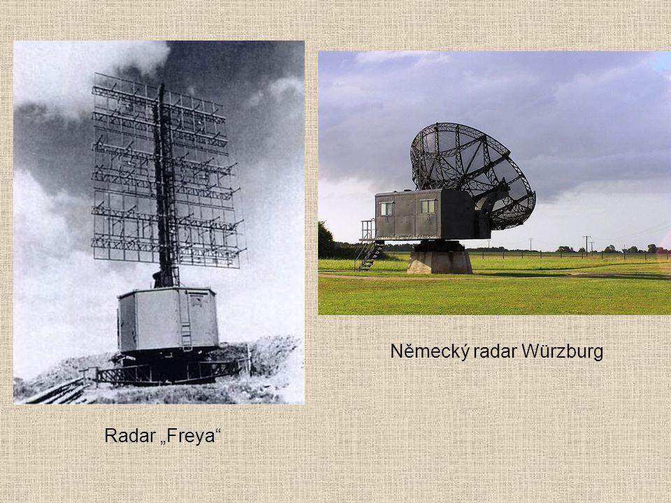 Německý radar Würzburg