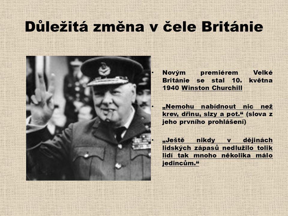Důležitá změna v čele Británie