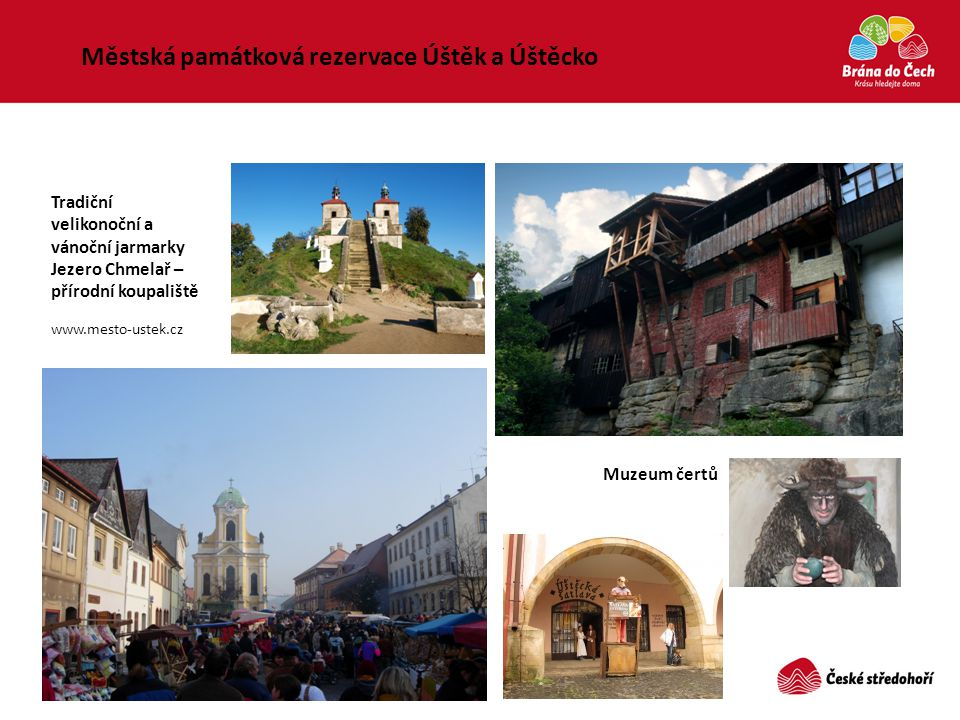 Městská památková rezervace Úštěk a Úštěcko