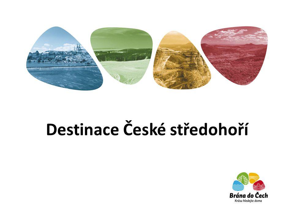 Destinace České středohoří