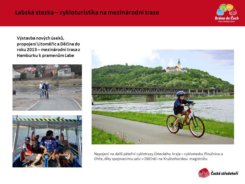Labská stezka – cykloturistika na mezinárodní trase