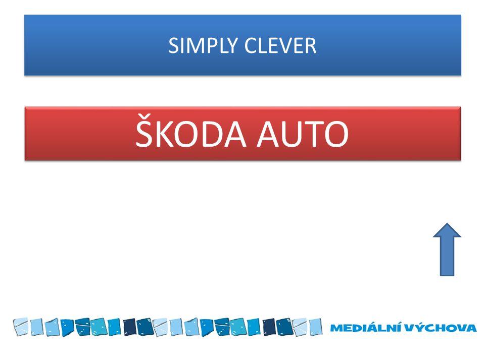 SIMPLY CLEVER ŠKODA AUTO