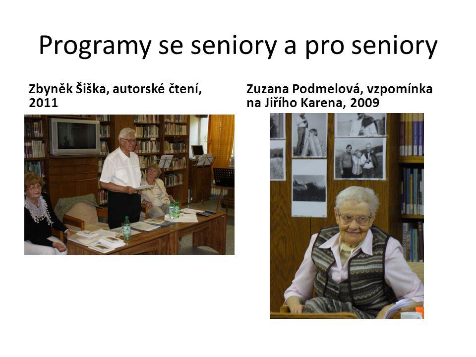 Programy se seniory a pro seniory