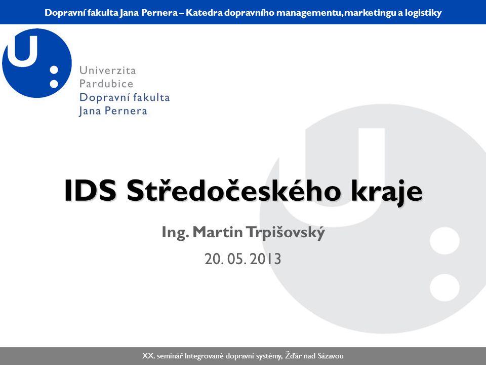 IDS Středočeského kraje