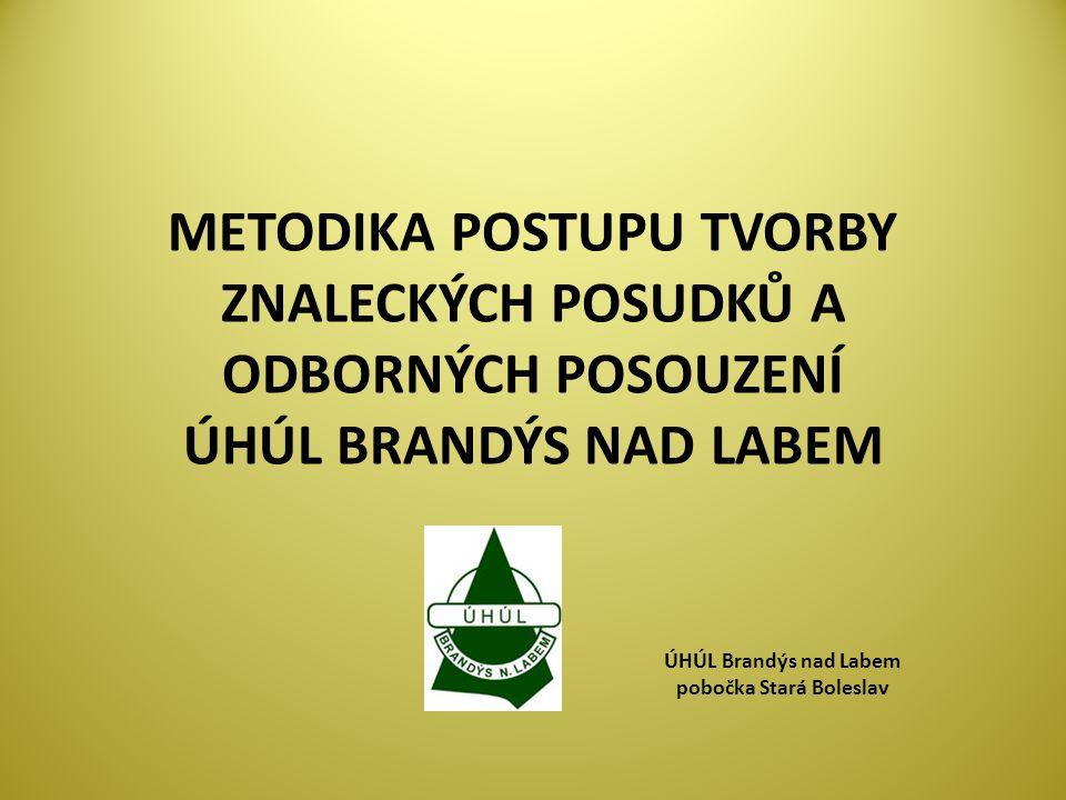 ÚHÚL Brandýs nad Labem pobočka Stará Boleslav