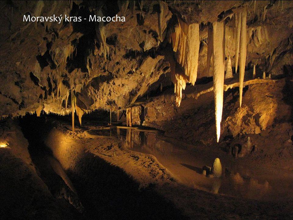 Moravský kras - Macocha