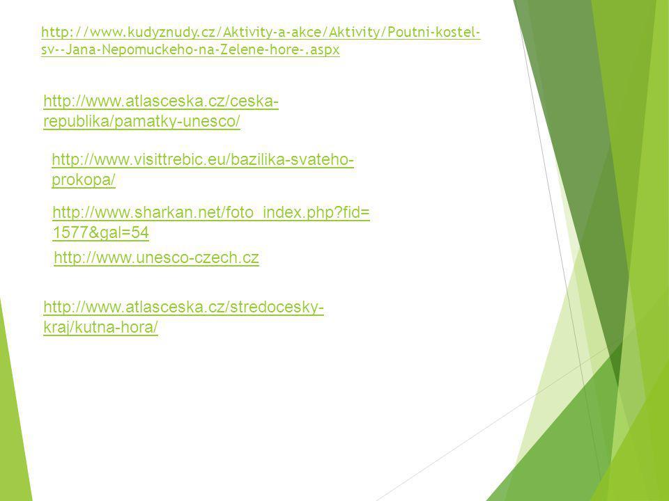 http://www.kudyznudy.cz/Aktivity-a-akce/Aktivity/Poutni-kostel-sv--Jana-Nepomuckeho-na-Zelene-hore-.aspx