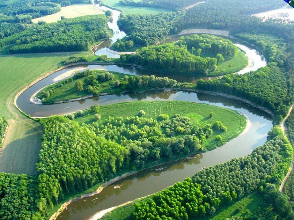 Řeky ČR Morava – délka toku 246 km Odvádí vodu do Dunaje (Černé moře)