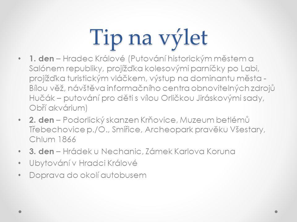 Tip na výlet