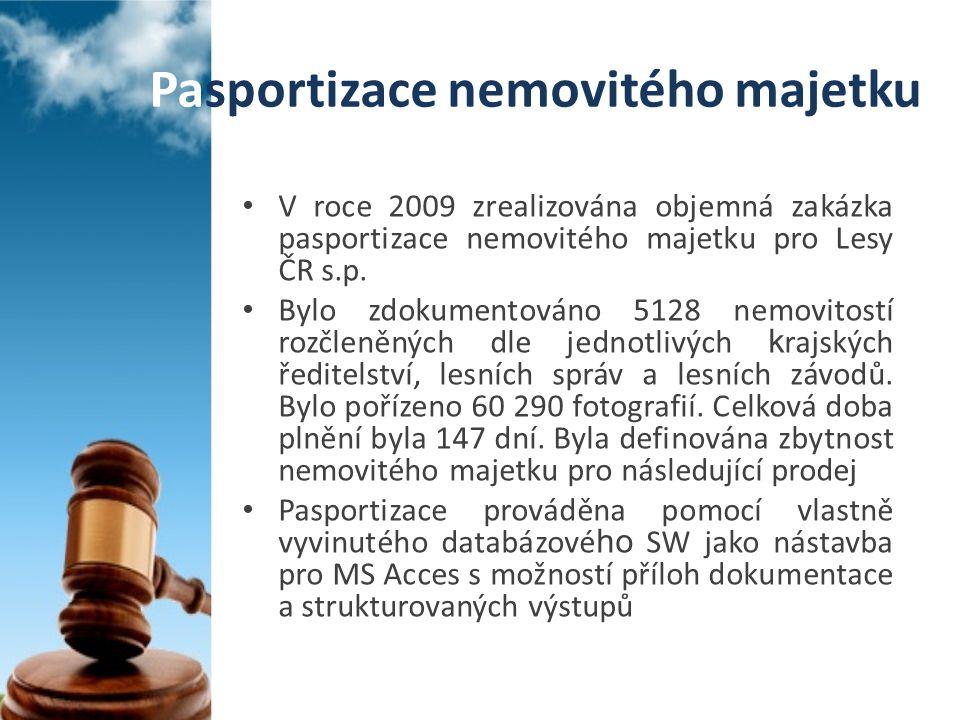 Pasportizace nemovitého majetku