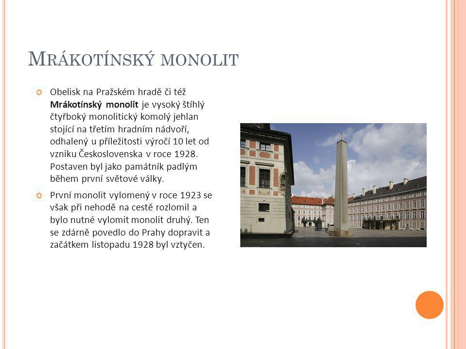 Mrákotínský monolit