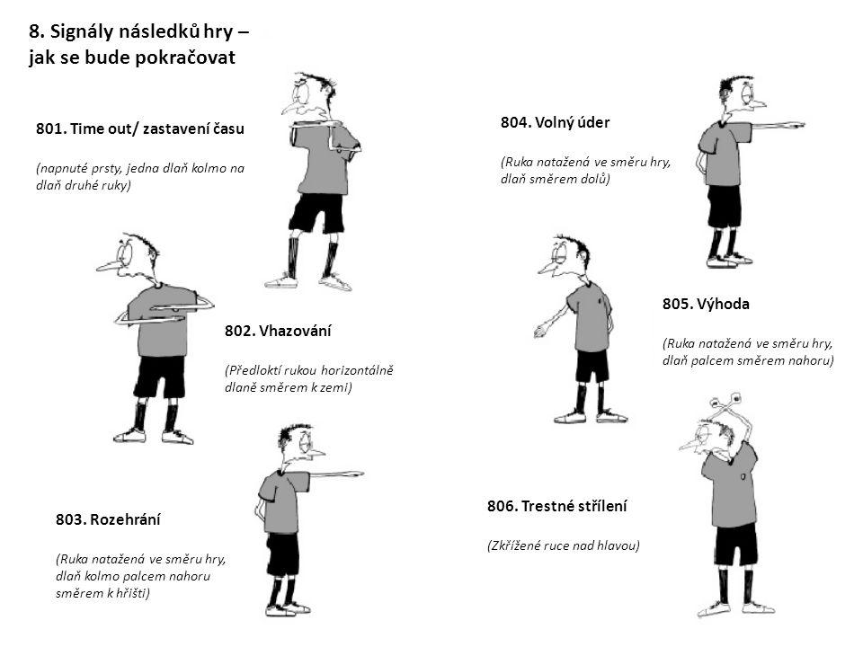 8. Signály následků hry – jak se bude pokračovat