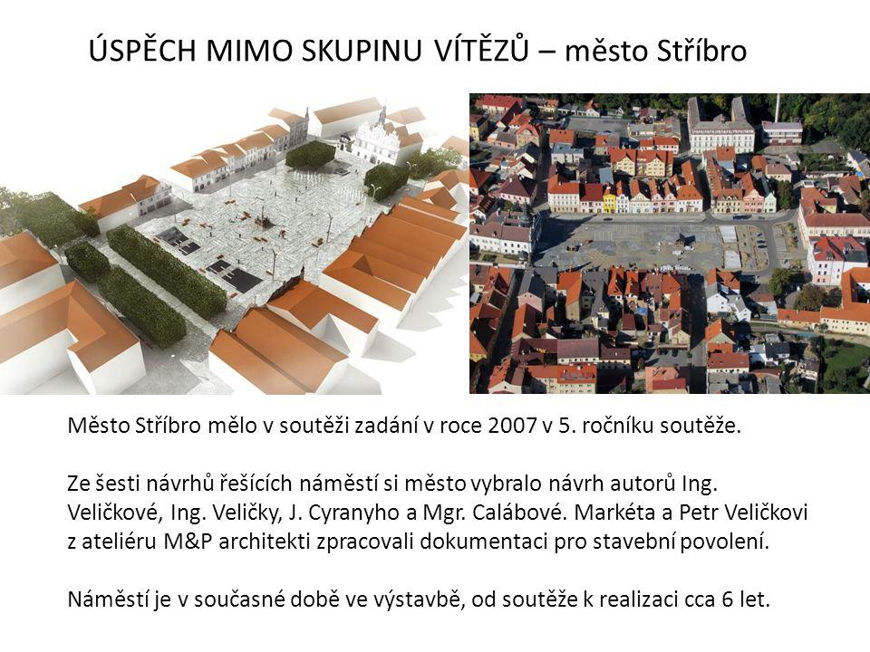 ÚSPĚCH MIMO SKUPINU VÍTĚZŮ – město Stříbro