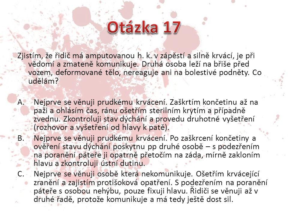 Otázka 17