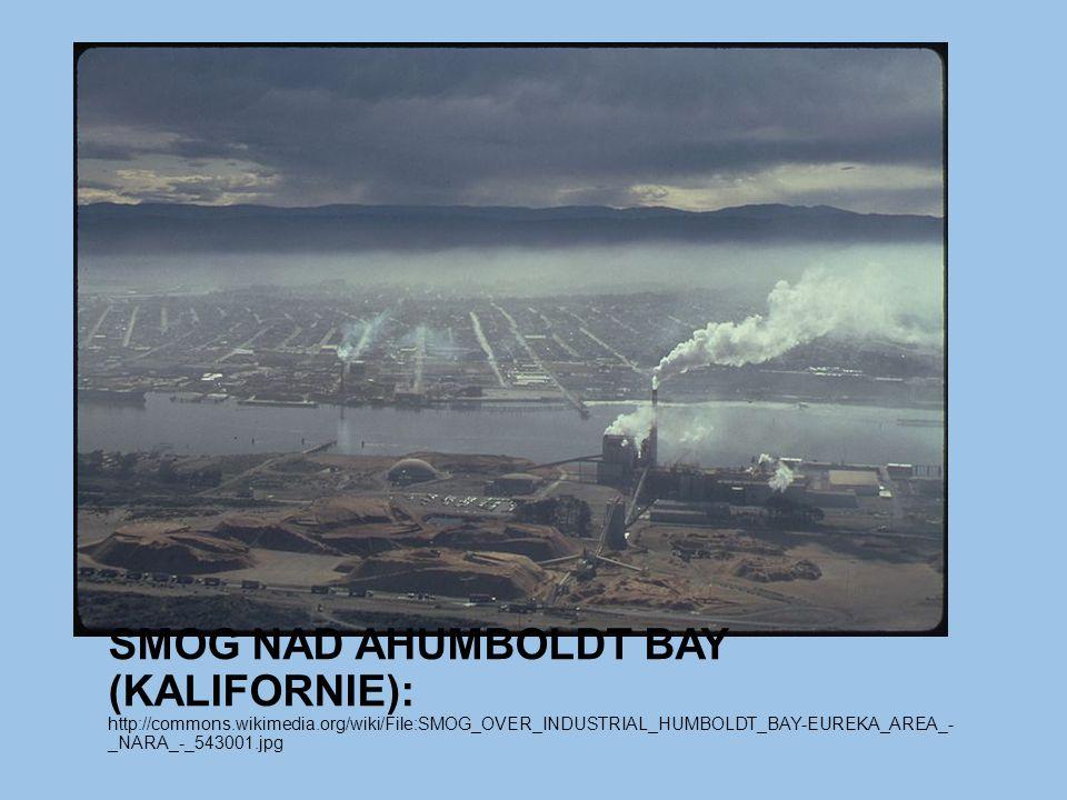 SMOG NAD AHUMBOLDT BAY (KALIFORNIE): http://commons. wikimedia