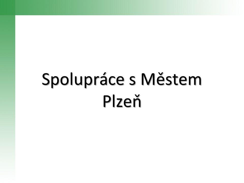 Spolupráce s Městem Plzeň
