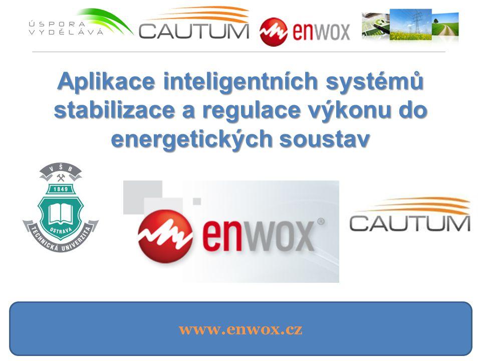 Aplikace inteligentních systémů stabilizace a regulace výkonu do energetických soustav