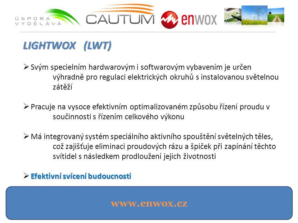 LIGHTWOX (LWT) www.enwox.cz