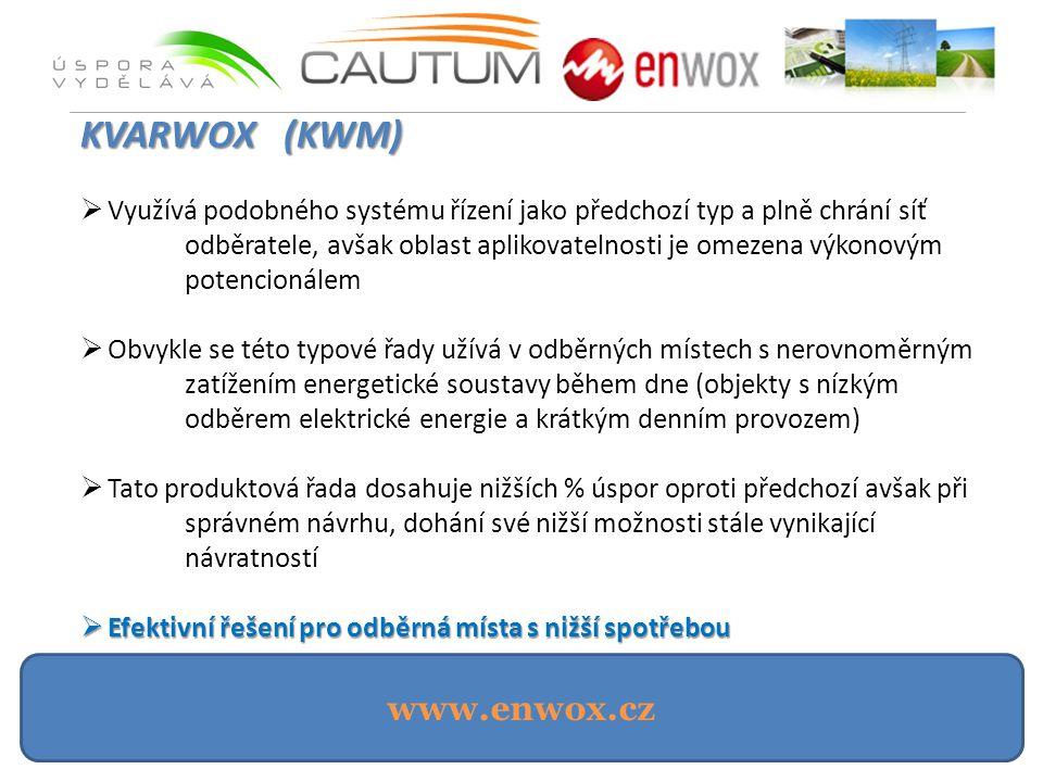 KVARWOX (KWM) www.enwox.cz