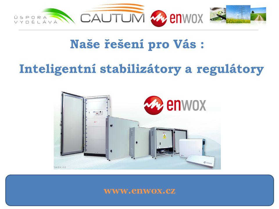 Inteligentní stabilizátory a regulátory