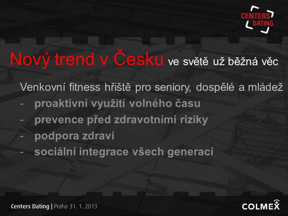 Nový trend v Česku ve světě už běžná věc