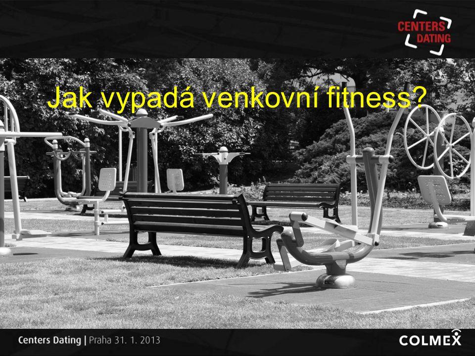 Jak vypadá venkovní fitness