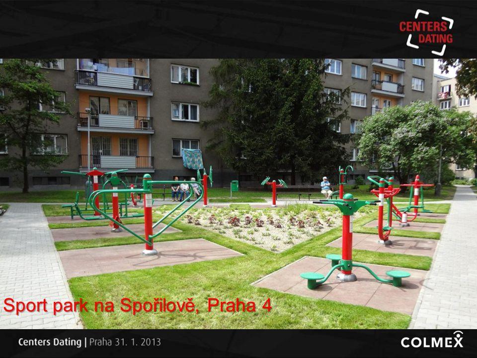 Sport park na Spořilově, Praha 4
