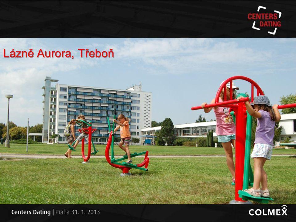 Lázně Aurora, Třeboň