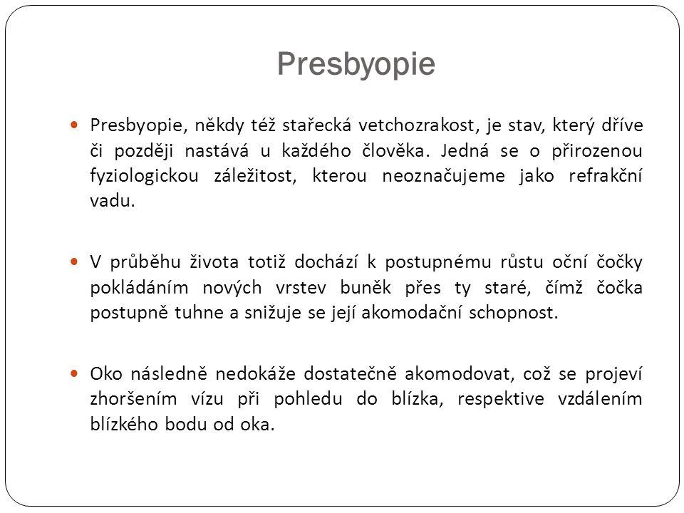 Presbyopie